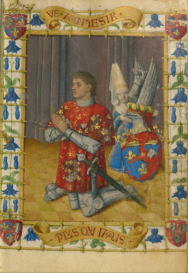1455 Jean_Fouquet_Heures de Simon de Varye, Getty Museum