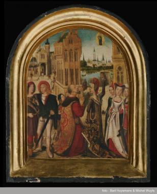 1480-90 Mayer van der Bergh Anvers