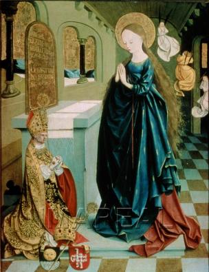 1490-1500 Meister von Mondsee Osterreichische Galerie Vienne