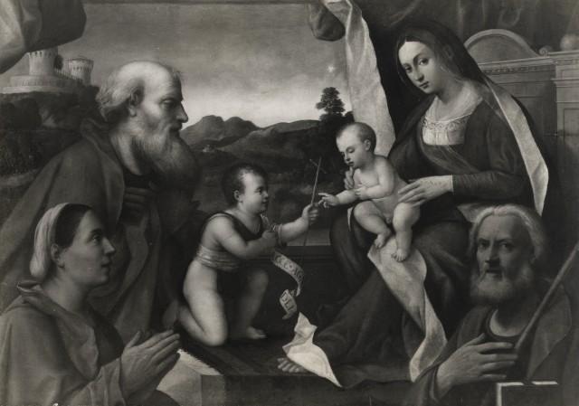 1500-99 Anonimo veneziano Asta Finarte, Milano