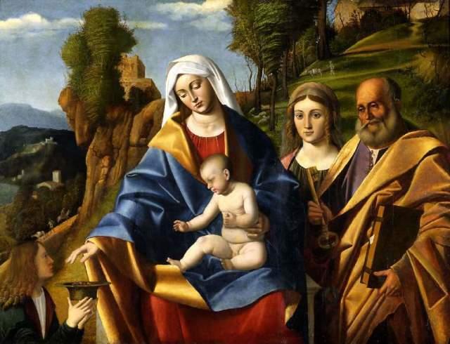 1508 ca Marco Basaiti The Fitzwilliam Museum, University of Cambridge,