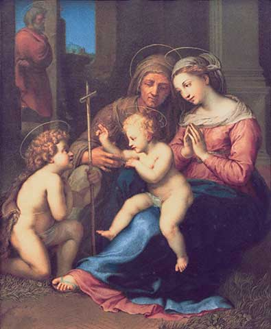 1516-18 Raffaello,_madonna_del_divino_amore Capodimonte