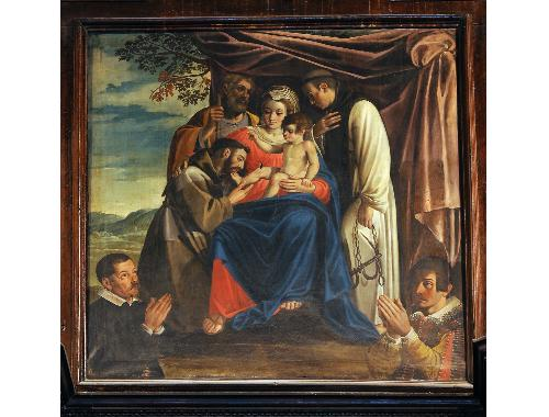 1623 Sebastiano Majewski Cattedrale dei SS. Maria Assunta e Bernardo, Teramo
