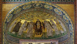 530-35 Croatia_Porec_Euphrasius_Basilika