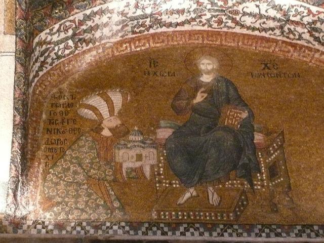 Chora_Church_Constantinople
