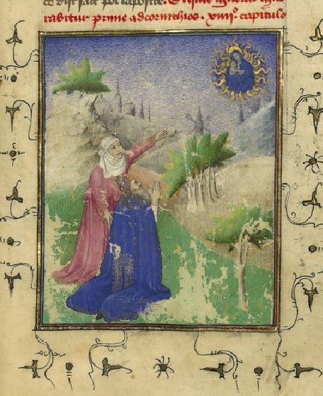 L'Epistre Othea la deesse, que elle envoya a Hector de Troye, quant il estoit en l'aage de quinze ans CHRISTINE DE PISAN BNF FR606