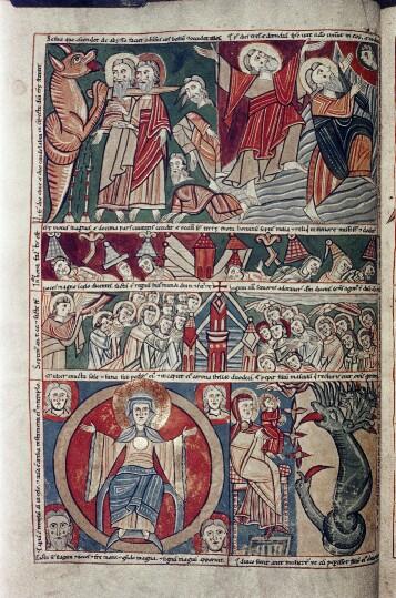1100-50 Bodleian Library MS. Bodl. 352 fol 008v