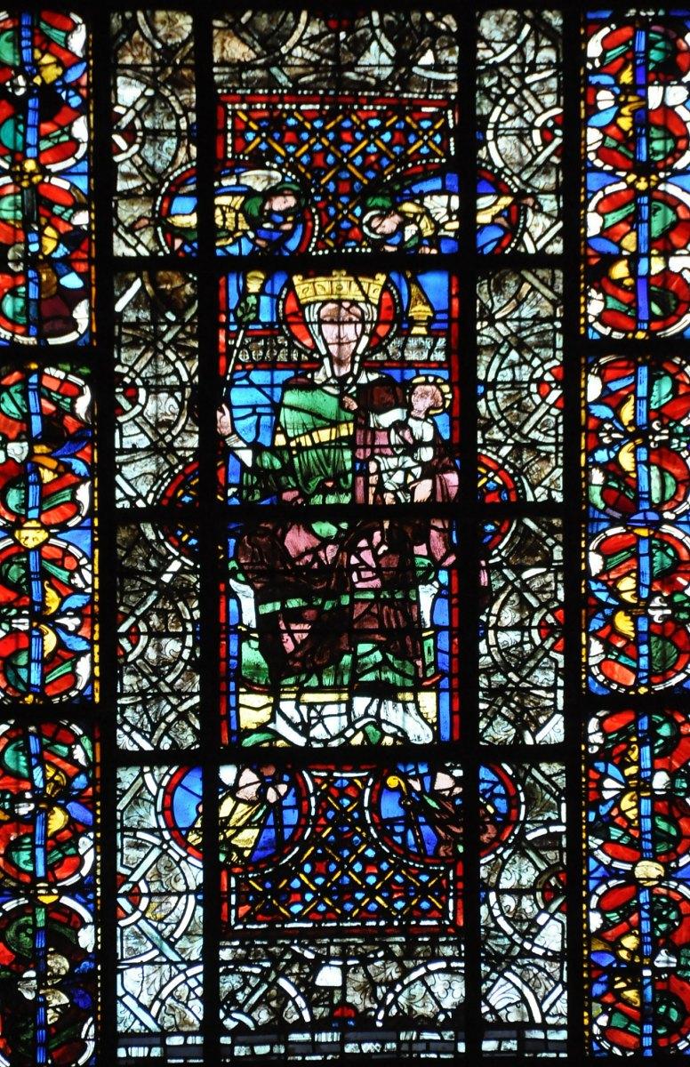 Eveques Guillaume et Raoul de Beaumont