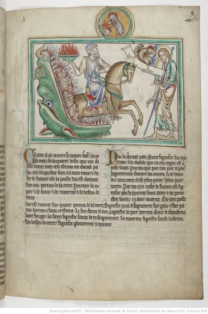 1250, BNF MS Francais 403 fol 9r