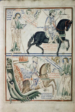 1250 ca Bodleian MS Auct D4.17 fol 4v