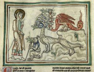 1260 ca BM Cambrai MS 422 fol 74v