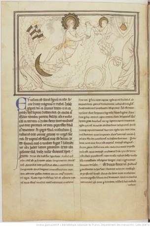 1275-1300 BNF Lat 10464 fol 21V