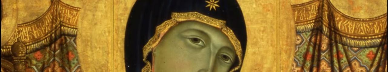 1285 Duccio Madone Rucellai Offices detailjpg