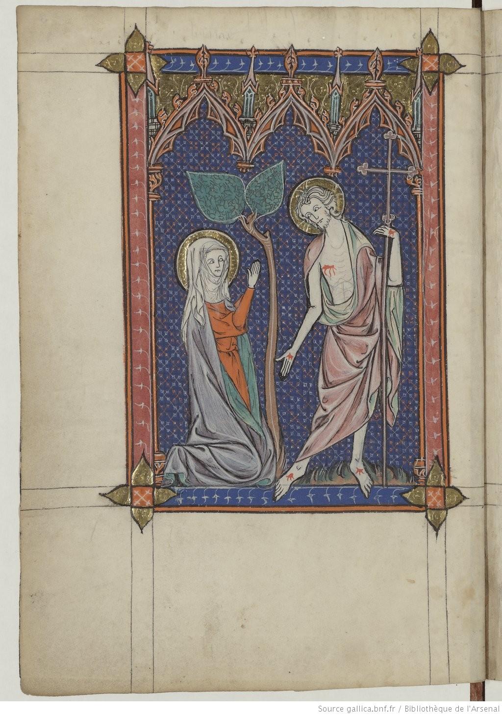 1311 La somme le Roi, ecrite par Lambert le petit Marie Madeleine Gallica Bibliotheque de l'Arsenal, Ms 6329, f3v