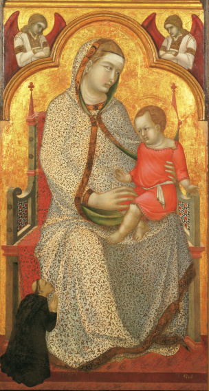 1320 Pietro Lorenzetti Philadelphia Museum of Art
