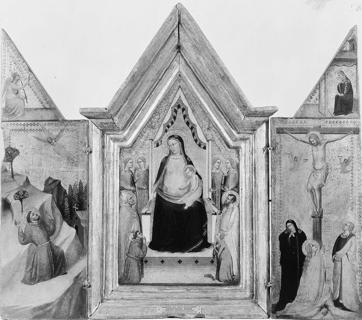 1330–35 Ecole de Bernardo Daddi MET