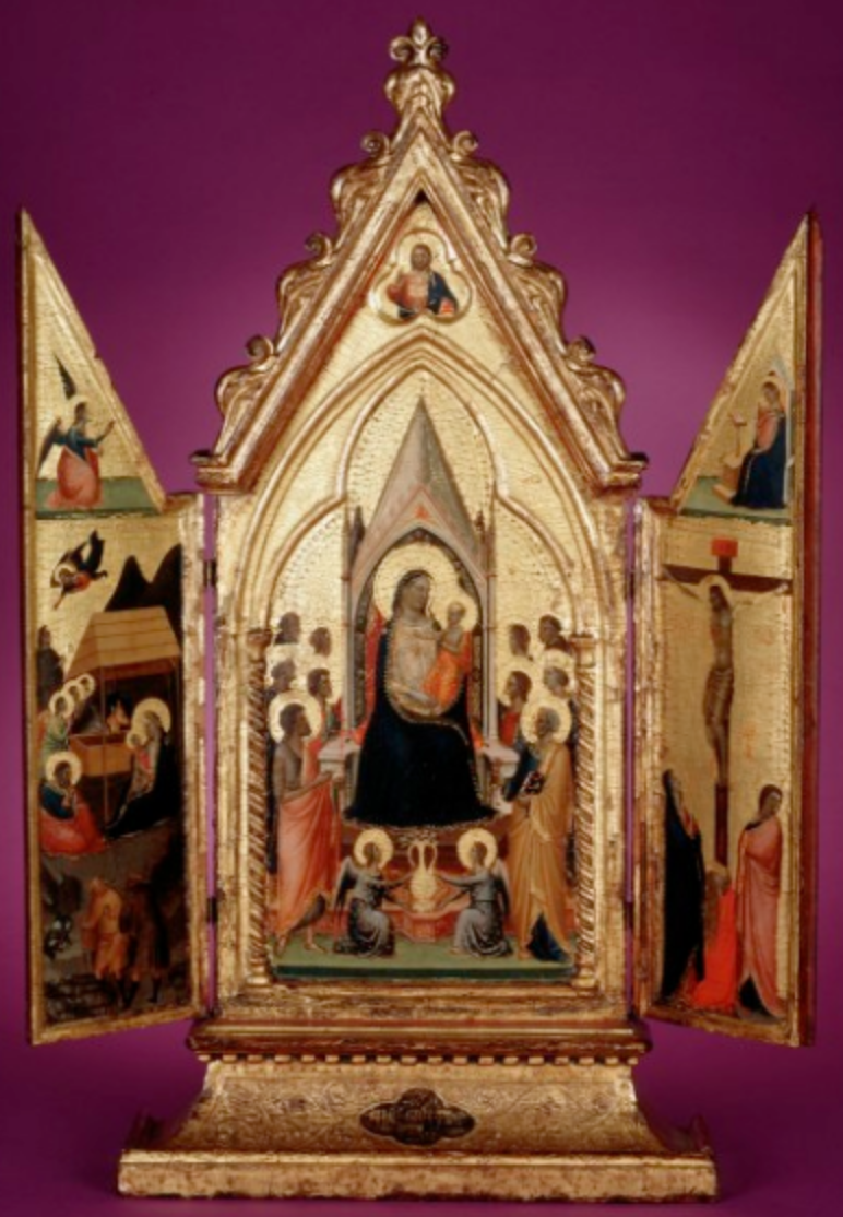 1340-Jacopo del Casentino-Denver Museum of Art