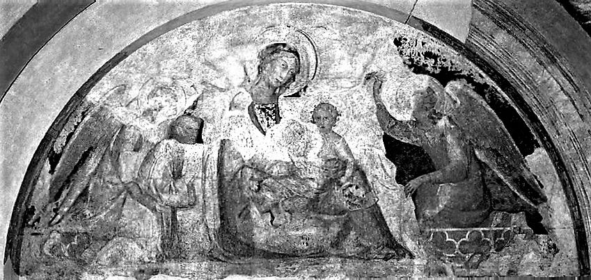 1341 Simone-Martini-Virgen-de-la-Humildad-Ca--Avignon-Notre-Dame-des-Doms-Palacio
