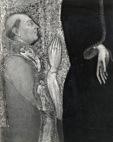 1343-68 Giovannetti Matteo Coll privee detail