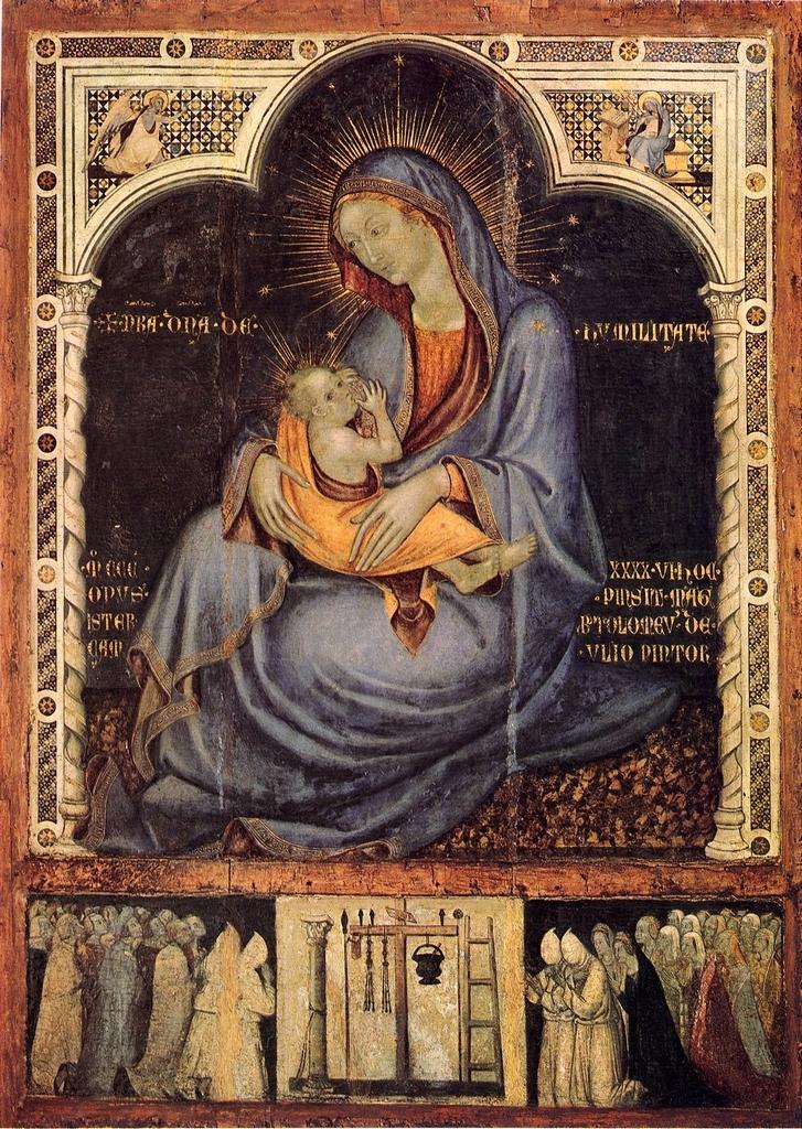 1346 Bartolomeo_da_Camogli,_Madonna_dell'Umilta Galleria_Regionale_della_Sicilia,_Palermo,