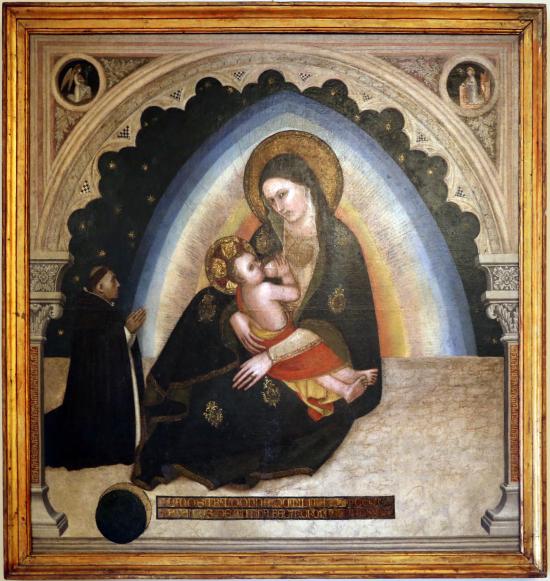 1349-50 Serafini Paolo da Modena Galleria Estense, Modena