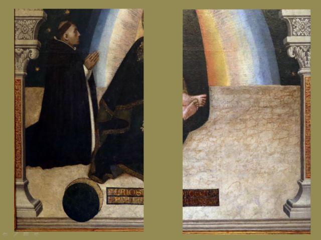 1349-50 Serafini Paolo da Modena Galleria Estense, Modena vide
