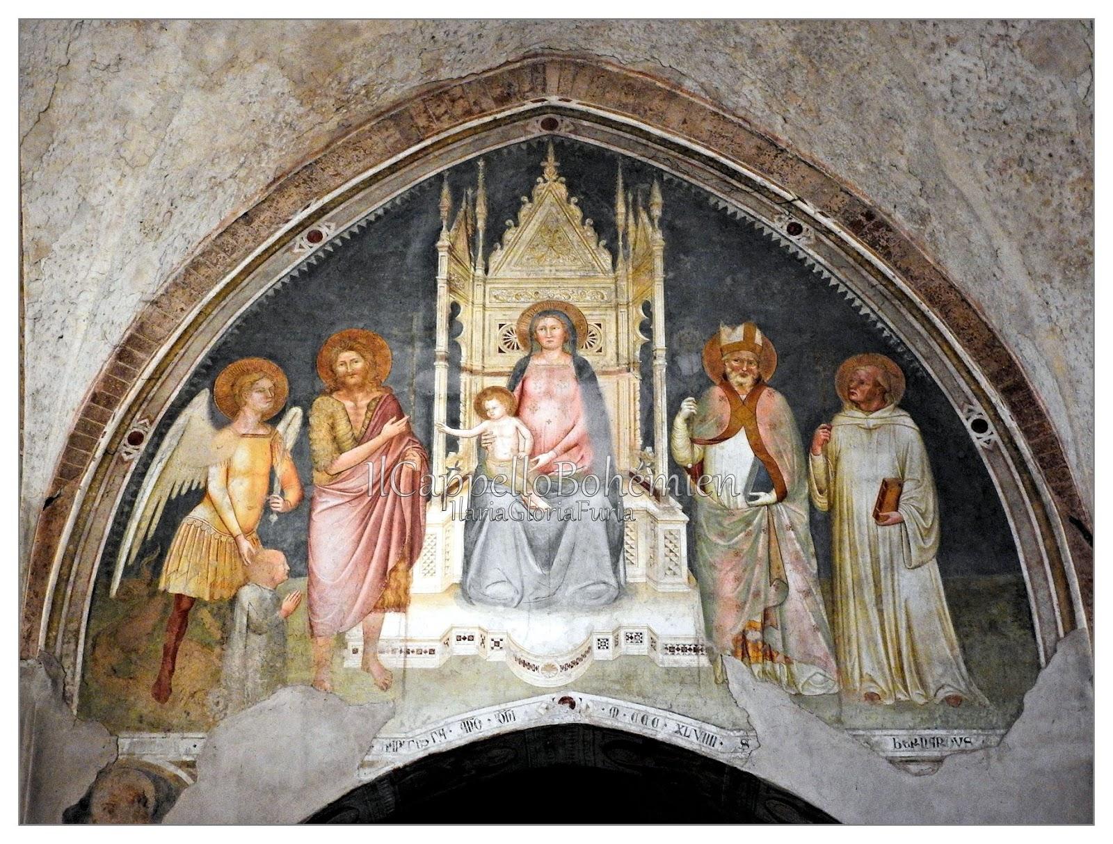 1349 Abbaye de Viboldona donatore abbe Villa photographie Ilaria Gloria Furia