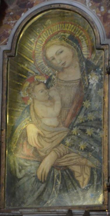 1350-55 ecole de Roberto_d'oderisio Sab Domenico Maggiore Napoli