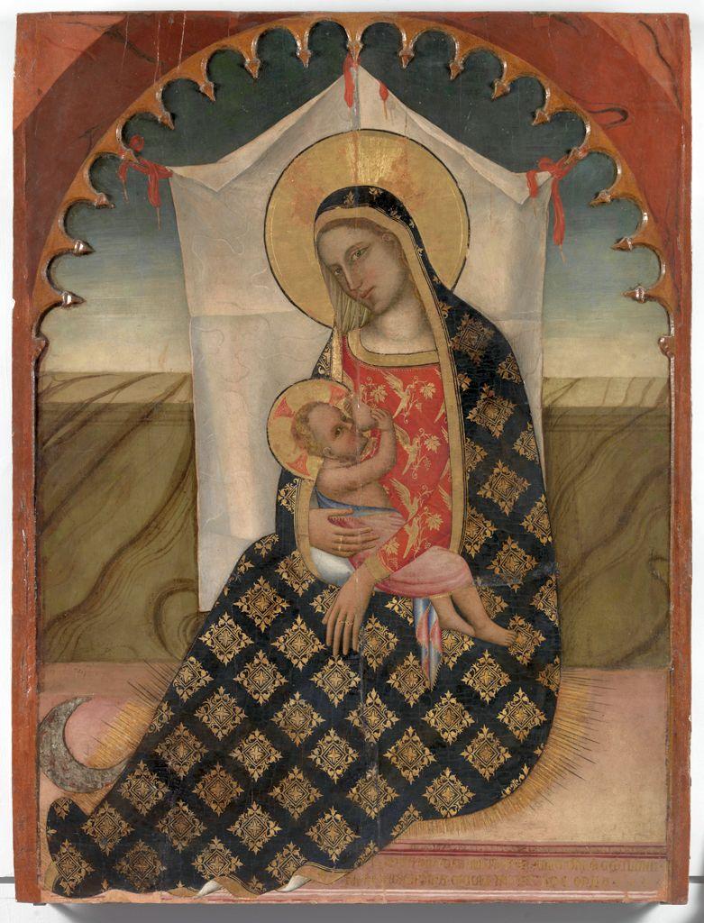 1359 Francescuccio Ghissi Pinacoteca Fabriano