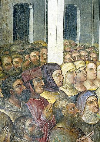 1375 Giusto de Menabuoi miracoli di Cristo detail