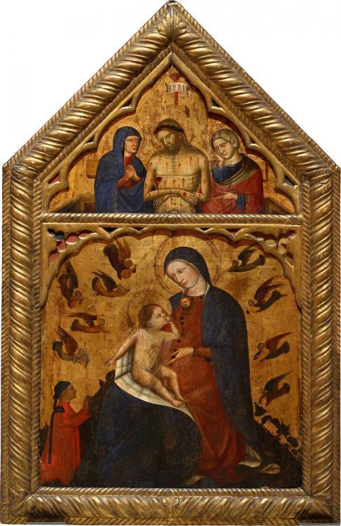 1398 Nicolo di Pietro Pushkin museum