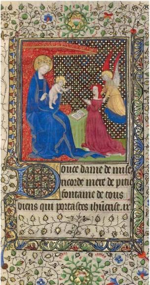 1415-20 Atelier du Maitre des Heures de Boucicault Getty Museum MS22 fol 137