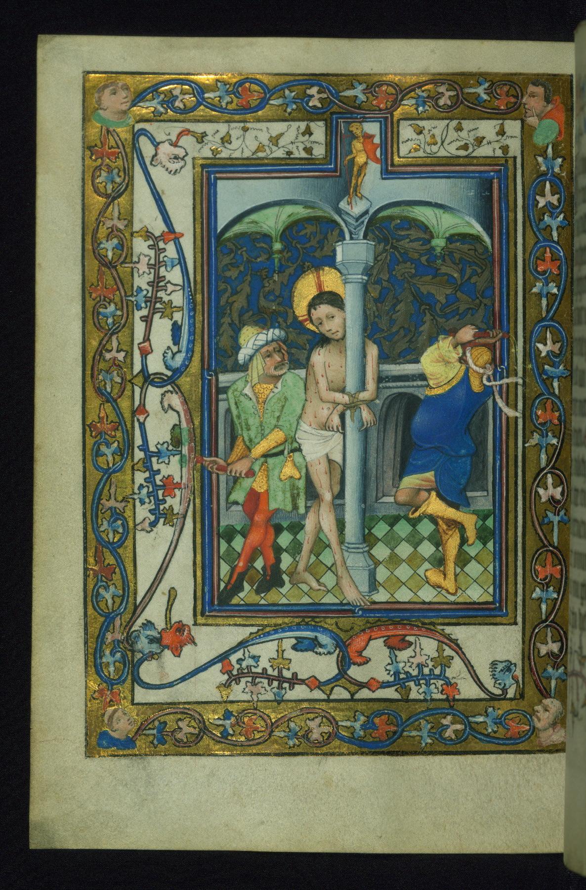 1420‒30 Book of Hours of Daniel RymWalters Ms. W.166 fol 111v