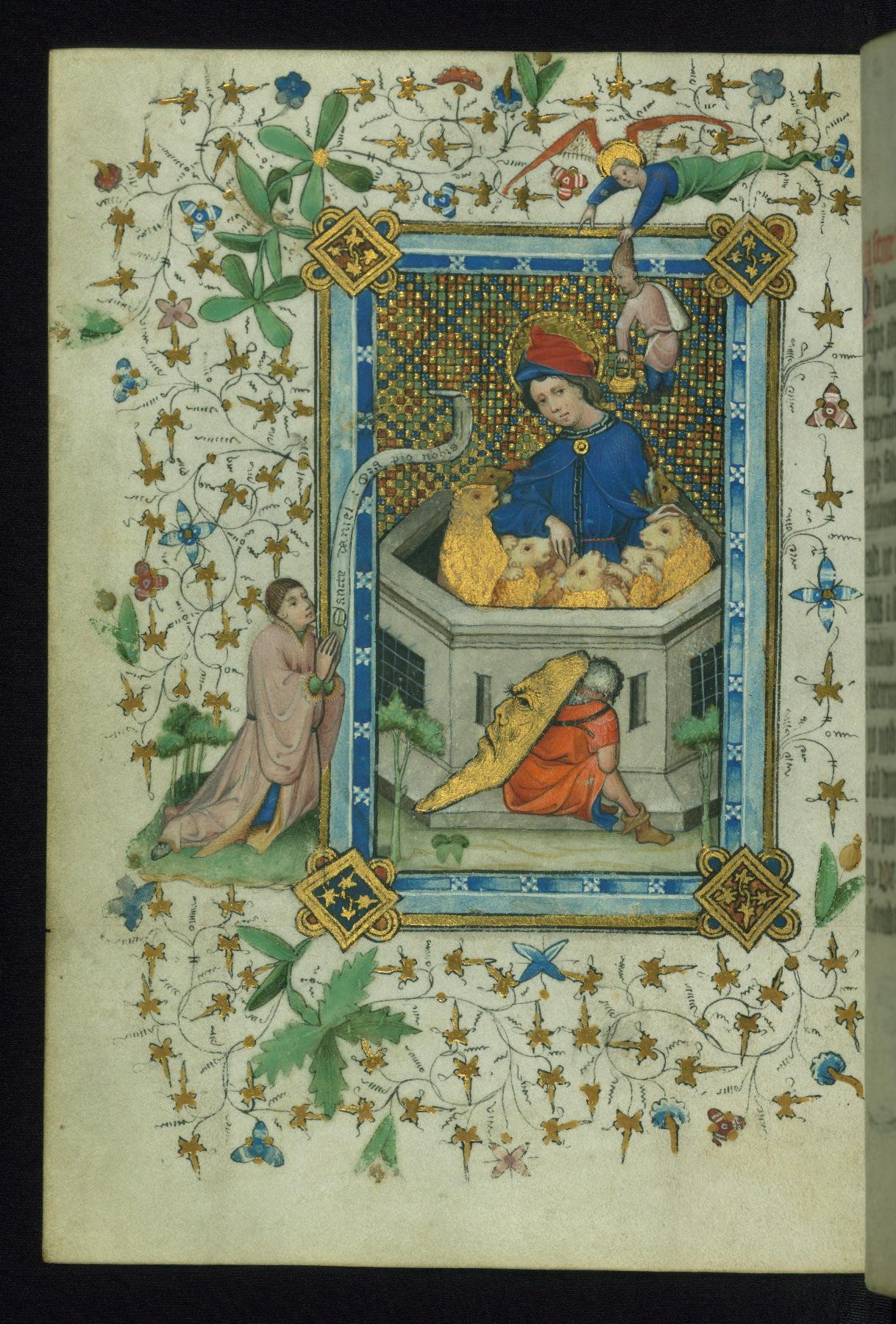 1420‒30 Book of Hours of Daniel RymWalters Ms. W.166 fol. 168v