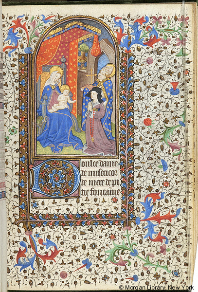 1430 ca Book of Hours France, probably Besancon, MS M.293 fol. 149r