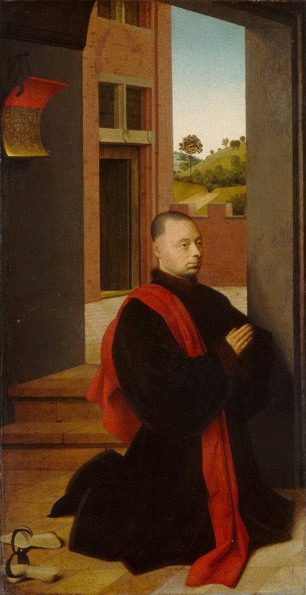 1455-Petrus-Christus-Donateur-de-la-famille-Lomellini-NGA