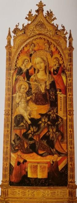 1457 Cristoforo di Giovanni da Sanseverino ou Angelo da Camerino