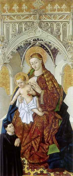 1457 ca Baro-virgen_de_la_lecheAdemuz, Iglesia de San Pedro y San Pablo