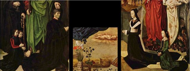 1475 Hugo_van_der_Goes Triptyque Portinari Offices Florence schema