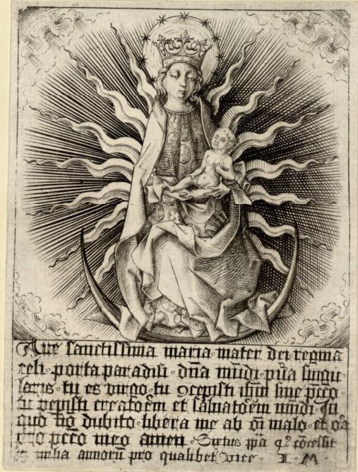 1476-1500 Israhel van Meckenem Albertina Vienne
