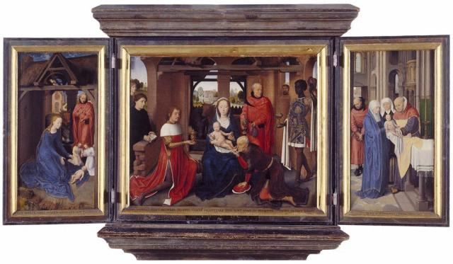1479 Memling Triptych_of_Jan_Floreins
