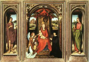 1485-Memling_Triptych-Kunsthistorisches-museum-Wien