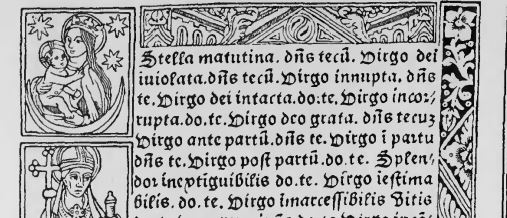 1489 Heures a l'Usage de Rome Jean du Pre reproduit dans Claudin tome 1 p 247
