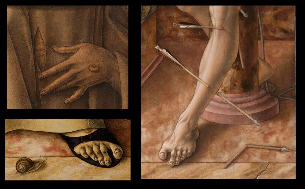 1491 Crivelli Saints Francis and Sebasti