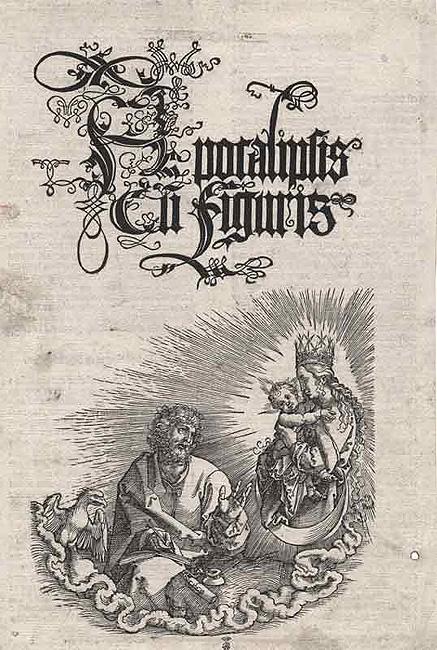 1496-98 Durer apocalypse_frontispiece