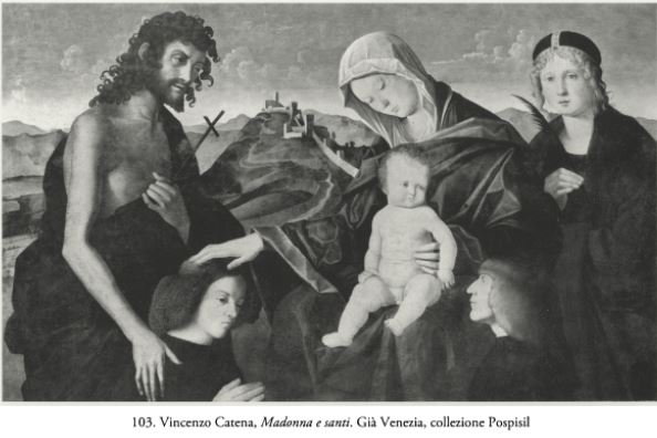 1500-06 Vincenzo Catena Coll privee