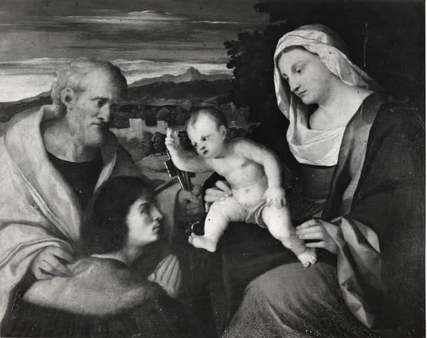 1500 - 1528 Saint Pierre Palma Vecchio Galleria Colonna Rome