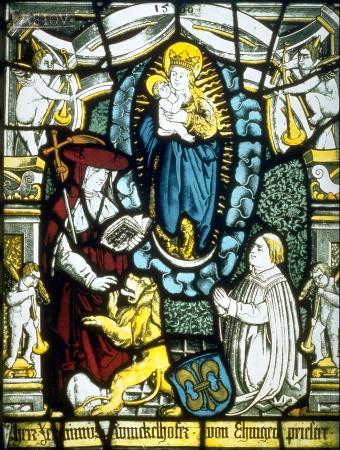 1500 Priester Hieronymus Winkelhofer. Lachmueller Haus Brixen