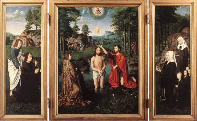 1505 David_Triptych_of_Jean_Des_Trompes Groeninge Museum, Bruges