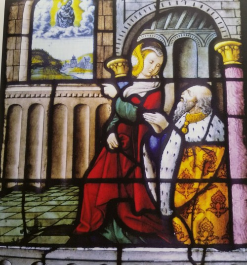 1510 ca Arnaud de Moles Cathedrale d'Auch